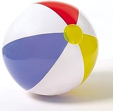 Intex Glossy Panel Ball, Blue (20 inch)