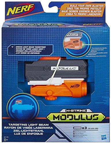 Preisvergleich Produktbild Hasbro Nerf N-Strike Elite XD Modulus Ziel-Lichtstrahl: Lampe mit grünem Licht