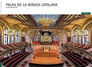 Fotoguia palau de la musica catalana (ingles) editado por Triangle postals