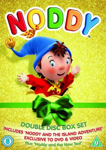 Noddy And The Island Adventure / Noddy And The New Taxi