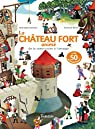 Château fort animé par Baumann
