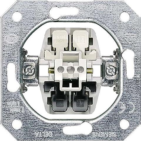 Siemens Indus.Sector Aus-/We.-Schaltereinsatz 5TA2156 Delta Installationsschalter 4001869038162 (Vm Schalter)