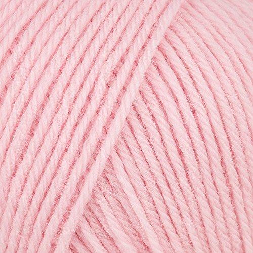 Baby Merino Schoeller & Stahl Babywolle rosa Fb. 3908 Merinowolle zum Stricken & Häkeln