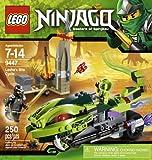LEGO Ninjago 9447 Lasha's Bite Cycle - LEGO
