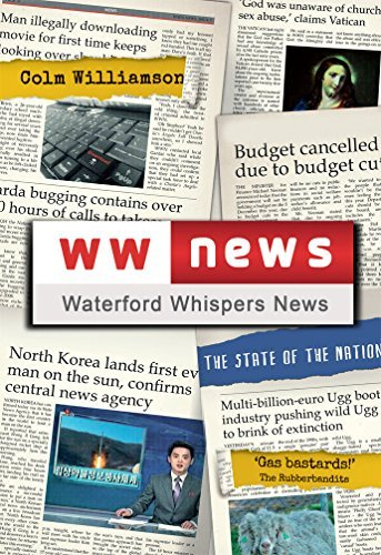 Waterford Whispers News: The State of the Nation by Colm Williamson (2015-02-28)