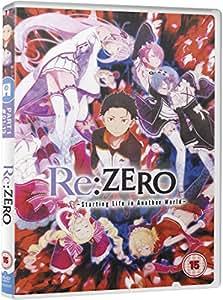 RE:Zero - Standard DVD