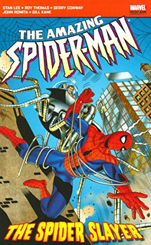 Amazing Spiderman: The Spider Slayer (Marvel Pocketbook) by Stan Lee (1-Apr-2008) Paperback