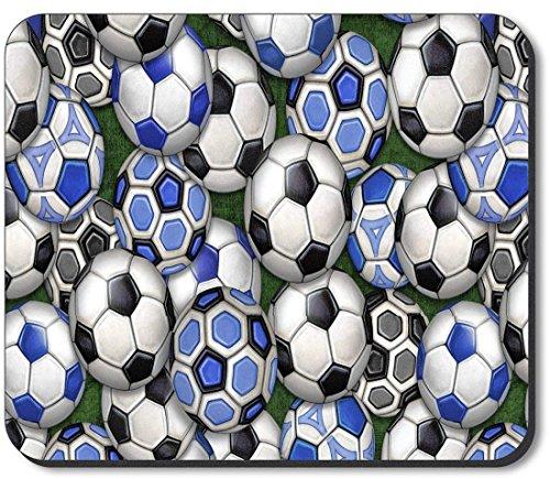 Mouse Pad - International Soccer Balls