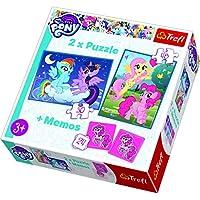 Puzzle Przyjazn to magia 2w1+memos