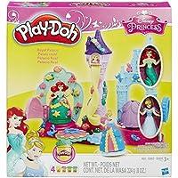Play-Doh - Palacio de cristal, juego creativo (Hasbro B1859)