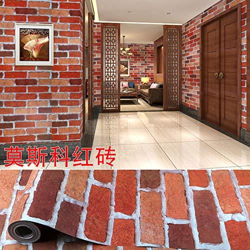 lsaiyy wasserdichte PVC tapete Selbstklebende Schlafzimmer esszimmer küche tapete tapete-45 cm X 10 Mt