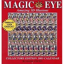 Magic Eye Collectors Calendar (2003)