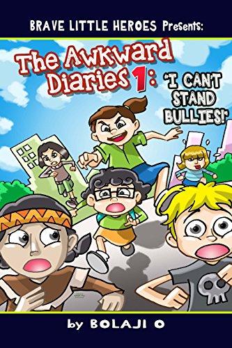 Diary of an Awkward Kid 1: Amanda Gets Bullied! (English Edition) -