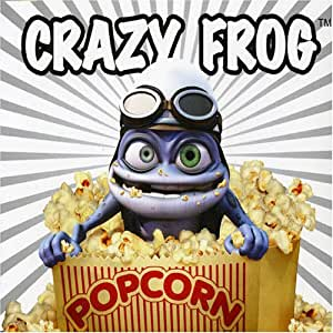 popcorn crazy frog musique. Black Bedroom Furniture Sets. Home Design Ideas