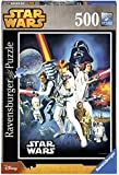 Ravensburger Star Wars Episode I-VI a New Hope Jigsaw Puzzle (500-Piece)