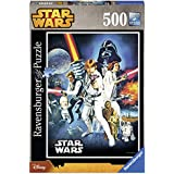 Star Wars - Puzzles 500 piezas (Ravensburger 14662 8)