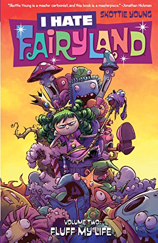 Descargar Torrent El Autor I Hate Fairyland Vol. 2 Como Bajar PDF Gratis