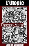 L'Utopie (Intégrale Livres 1 et 2) de Thomas More
