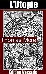 L'Utopie  de Thomas More par More