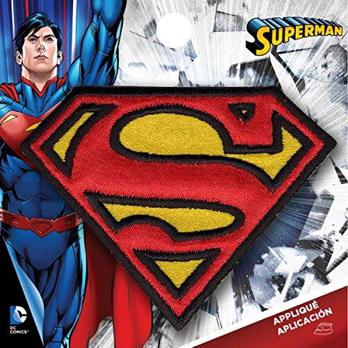 Simplicity tamaño Mediano diseño Logotipo Superman