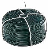 GAH-Alberts 530105 Drahtspule, verzinkt, grün, Ø1,2 mm / 50 m