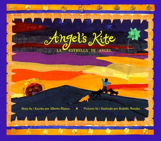 Angel's Kite por Alberto Blanco