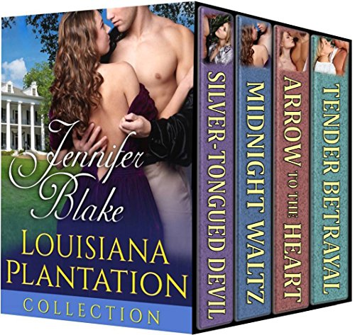 Louisiana Plantation Collection - Boxed Set (English Edition) Magnolia Court Collection