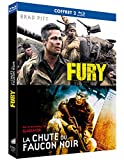 Fury + La chute du Faucon Noir [Blu-ray + Copie digitale]