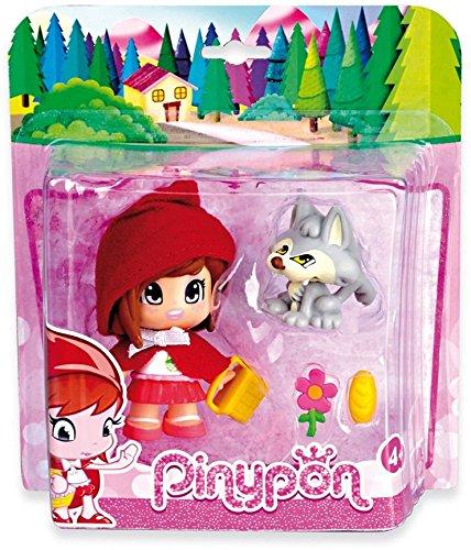 Pinypon - Figura de Caperucita Roja (Famosa 700012822A)