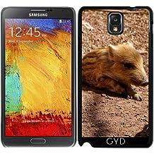 Funda para Samsung Galaxy Note 3 (GT-N9500) - Adorable Bebé Jabalí by More colors in life