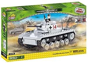 COBI - 2459 - Small Army WWII - Panzer II AUSF. C