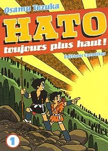 Hato - Toujours plus haut ! Edition simple Tome 1