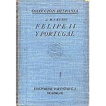FELIPE II Y PORTUGAL