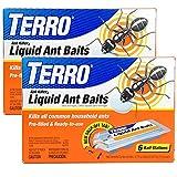 2-Pack : TERRO T300B 2-Pack Liquid Ant Baits