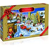 "Gibsons 2015 ""It's Christmas!"" Jigsaw Puzzle (1000-Pieces)"