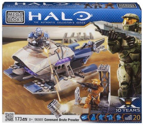 Mega Bloks 96869 - Halo Covenant Brute Prowler