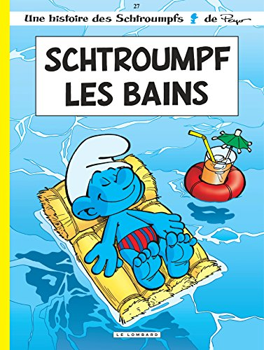 Les Schtroumpfs Lombard - tome 27 - Scht...