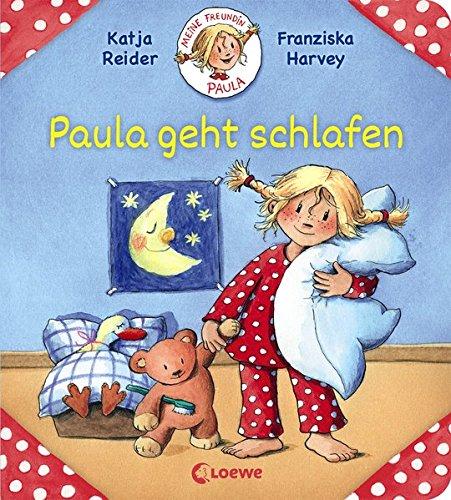 Paula geht schlaften