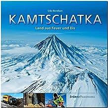 KAMTSCHATKA - Land aus Feuer und Eis - Ein hochwertiger Fotoband mit über 200 Bildern auf 200 Seiten im quadratischen Großformat - STÜRTZ Verlag