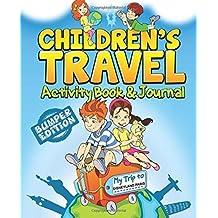 Children's Travel Activity Book & Journal: My Trip to Disneyland Paris: Written by TravelJournalBooks, 2014 Edition, Publisher: CreateSpace Independent Publishing [Paperback]