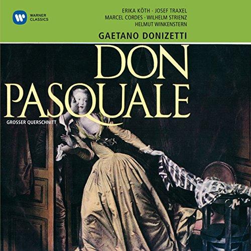 """Don Pasquale, Act 2 Scene 6: """"Ha, sie will mich massakrieren"""" (Pasquale, Norina, Ernesto, Malatesta)"""