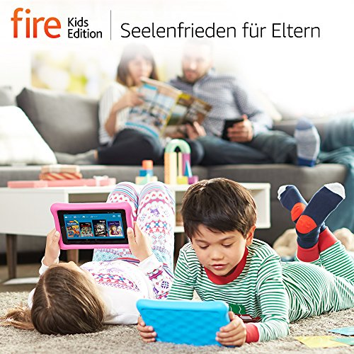 Kindle Fire HD Kids Edition-Tablet Test - 2