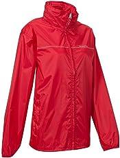 Quechua Raincut Zip Jacket Pink Size - XS