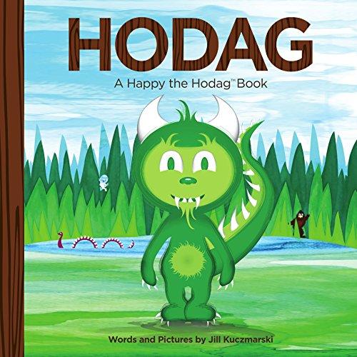 hodag-a-happy-the-hodag-book-english-edition