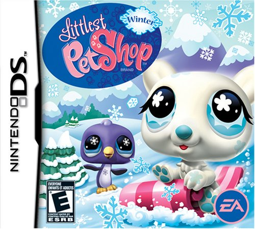 Littlest Pet Shop Winter - Ds-littlest Shop Pet