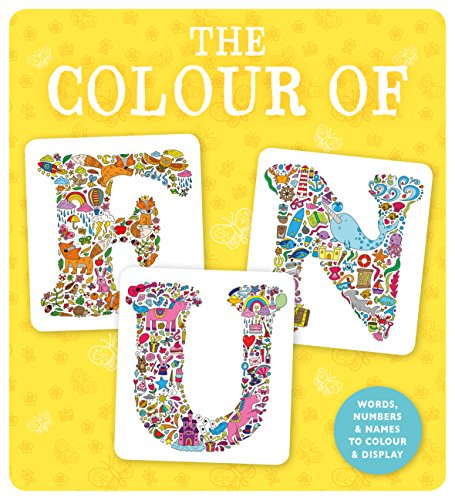 The Color of Fun (Stationery)