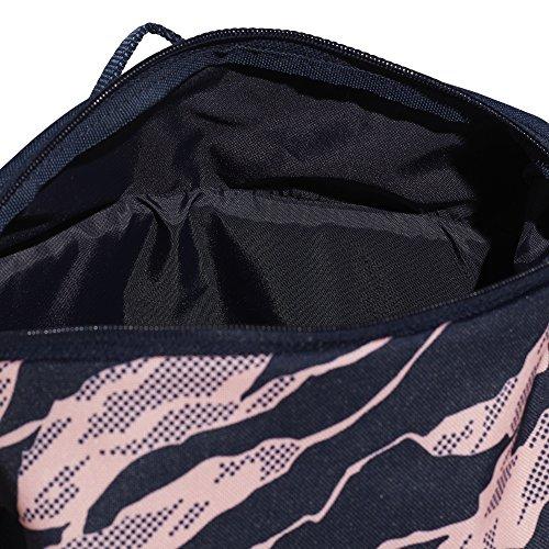 adidas Erwachsene ZNE Core Graphic Rucksack, Collegiate Navy/Clear Orange/White, 17 x 26.5 x 54 cm