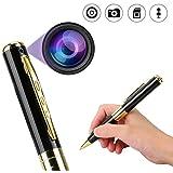 Sekuai Spy Pen Camera HD Video Recording with 32 GB Expandable Memory/Audio and Video Recording/Photo Click System/Micro Cam Recorder