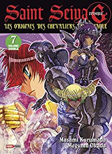 Saint Seiya episode G Edition double Tome 7