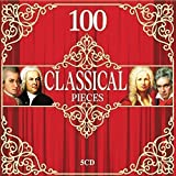 5 CD 100 Classical Music Pieces, Baroque, Classical, Romantic, Piano and Strings Music, Mozart, Chopin, Bach...